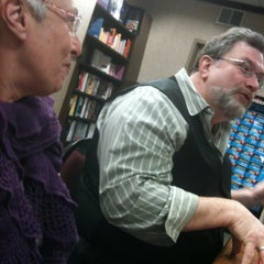 Photo taken at Barnes & Noble by Don L. on 4/1/2012