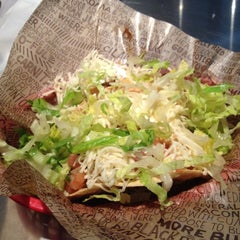 Photo taken at Chipotle Mexican Grill by Mike N. on 5/2/2012