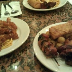 Photo taken at Chow Tyme Grill & Buffet by Joey S. on 2/27/2012