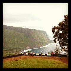 Photo taken at Waipiʻo Valley by Nathan K. on 2/11/2012