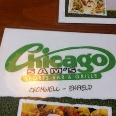 Photo taken at Chicago Sam's by Adam G. on 5/15/2012