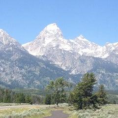 Photo taken at Grand Teton National Park by Kelly L. on 6/28/2012