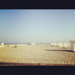 Photo taken at Strand Knokke-Heist by Timothy J. on 7/26/2012
