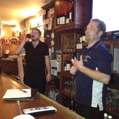 Photo taken at Lilly O'Brien's Bar & Restaurant by Melanie S. on 4/26/2012