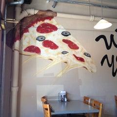 Photo taken at Spot A Pizza Place by Princess Susannah G. on 5/20/2012