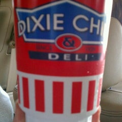 Photo taken at Dixie Chili by Rachel J. on 9/3/2011