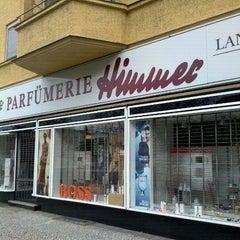 Photo taken at Parfümerie Himmer by Nemoflow on 1/27/2012
