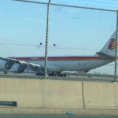 Photo taken at AMB Cargo Center #77 by David A. on 8/12/2012