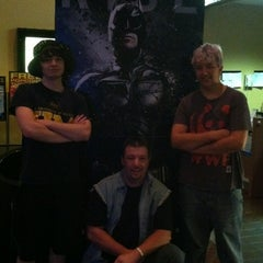 Photo taken at Adrian Cinema by Mike C. on 8/12/2012
