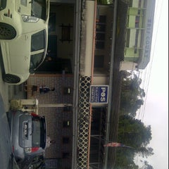Photo taken at Tanah Rata Post Office by yazurin S. on 12/24/2011