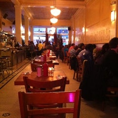 Photo taken at The Diner by Veena S. on 3/6/2011