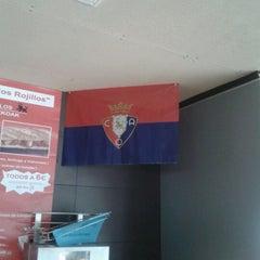 Photo taken at Piscinas Burlada by Fran P. on 8/17/2012