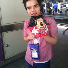 Photo taken at Songkran Festival 2012 by Ku K. on 4/15/2012