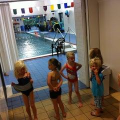 """Photo taken at """"De Zwemles"""" in het Rijnlands Revalidatie Centrum by Niels V. on 9/4/2011"""