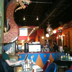 Photo taken at Earwax Cafe by J d. on 1/11/2011