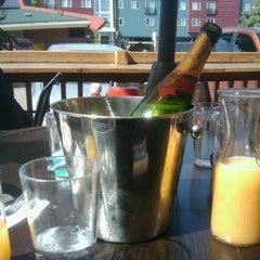 Photo taken at X Bar by Maira C. on 9/24/2011