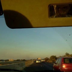 Photo taken at Autoroute Casablanca - Rabat by Ayoub E. on 9/8/2011