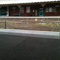Photo taken at Bury St Edmunds Railway Station (BSE) by Danielle B. on 6/9/2011