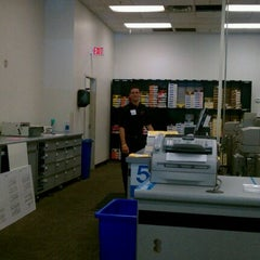 Photo taken at FedEx Office Print & Ship Center by Natasha D. on 10/2/2011