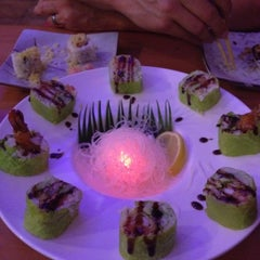 Photo taken at Iron Chef Japanese Cuisine by Devon Y. on 12/12/2011