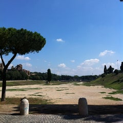 Photo taken at Circo Massimo by Yury A. on 9/6/2012
