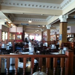 Photo taken at The Isambard Kingdom Brunel (Wetherspoon) by Chris S. on 8/23/2012