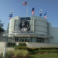 Photo taken at Astronaut Hall Of Fame by Hollye H. on 7/21/2011