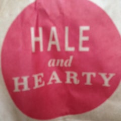 Photo taken at Hale & Hearty by Eugene H. on 1/4/2012