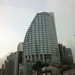 Photo taken at Grand Millennium Sukhumvit Bangkok by Lisarr P. on 4/5/2012