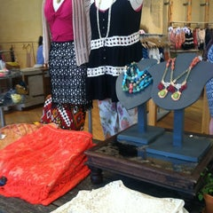 Photo taken at Anthropologie by Stephanie K. on 6/10/2012