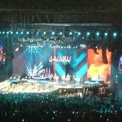 Photo taken at Ernst Happel Stadion by Daniel S. on 7/29/2012