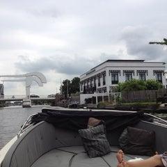Photo taken at Van der Valk Hotel Leiden by Dirk v. on 7/28/2012