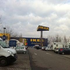Photo taken at IKEA by Gaetano T. on 1/9/2011