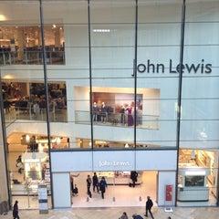 Photo taken at John Lewis by Marc B. on 10/21/2011