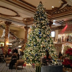 Photo taken at The Fairmont San Francisco by Bruce T. on 12/11/2011