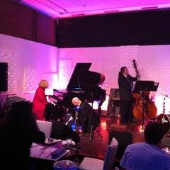 Photo taken at Somethin' Jazz Club by The University City M. on 10/13/2011