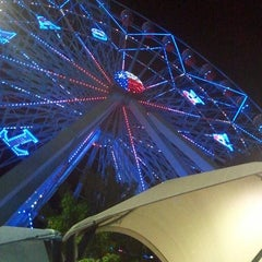 Photo taken at Texas Star Ferris Wheel by bleeman on 10/21/2011