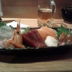 Photo taken at Taro Sushi by Akshay P. on 1/24/2012