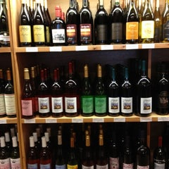 Photo taken at Wrights Corners Wine & Spirits by Tyler F. on 2/8/2012