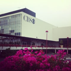 Photo taken at CBS Television City Studios by Keven S. on 10/19/2011