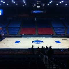 Photo taken at UD Arena by Cristina M. on 3/15/2011