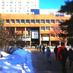 Photo taken at Business Building by UAlberta on 3/18/2011