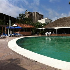 Photo taken at Costa Club Punta Arena Hotel by Hiram S. on 8/30/2011