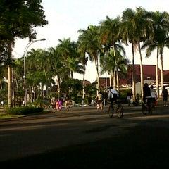 Photo taken at Ijen Street by Irenne I. on 12/24/2011