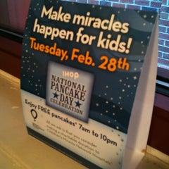 Photo taken at IHOP by Derek S. on 2/28/2012
