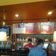 Photo taken at Village Burger Bar by Jerome C. on 6/8/2012