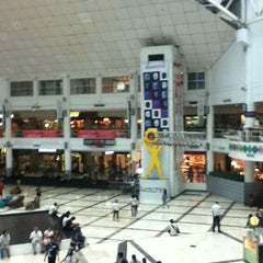 Photo taken at Glorietta by romer V. on 5/17/2012