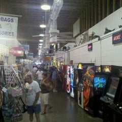 Photo taken at Red Barn Flea Market by Alicia F. on 4/22/2011