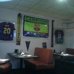 Photo taken at La Liga by Fevronia A. on 11/13/2011
