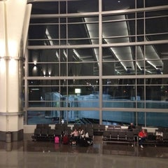 Photo taken at Gate A12 by Daniel S. on 11/13/2011